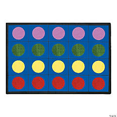Lots Of Dots® Classroom Rug