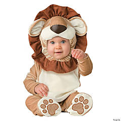 Lovable Lion Infant/Toddler Costume