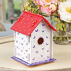 Love Birdhouse Idea