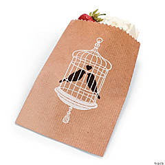 Love Birds Treat Bags