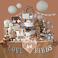 Love Birds Wedding Collection