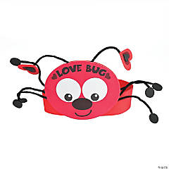 Love Bug Headband Craft Kit