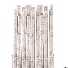 Love Paper Straws