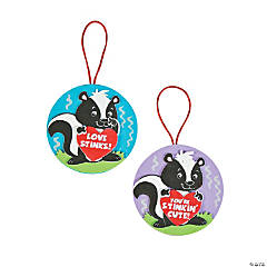 Love Stinks Ornament Craft Kit