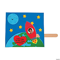 Love You to the Moon & Back Photo Pop-Up Craft Kit