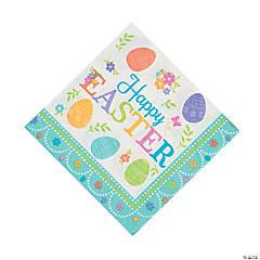 Lovely Easter Luncheon Napkins