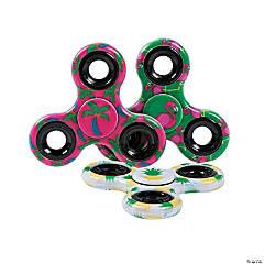 Luau Fidget Spinners