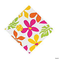 Luau Luncheon Napkins