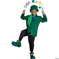 Lucky Charms Adult Leprechaun Costume