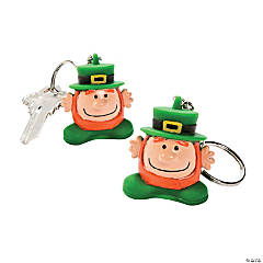 Lucky Leprechaun Key Chains