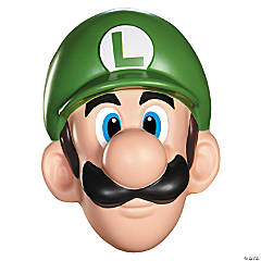 Luigi Mask for Adults