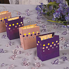 Luminary Treat Bags Idea