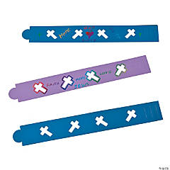 Magic Color Scratch Cross Bracelets