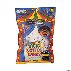 Magic Cotton Candy