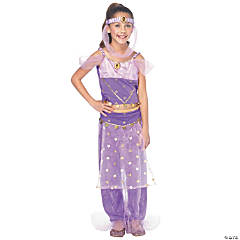Magic Genie Girl's Costume