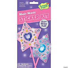 Magic Wands Quick Sticker Kit