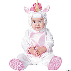 Magical Unicorn Toddler Kid's Costume