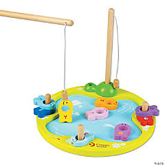 Magnetic Pond Fishing Game