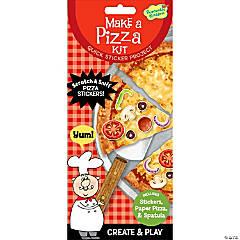 Make A Pizza Quick Sticker Kit