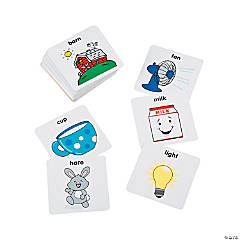 Make-a-Rhyme Pocket Dice Card Set
