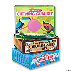 Make Your Own Candy Kits: Set of 3