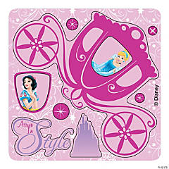 Make-Your-Own Disney Princess Stickers
