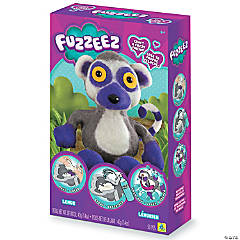 Make-Your-Own Fuzzeez Lemur