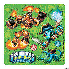 Make Your Own Skylanders™ Stickers