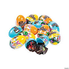 M&M's® Filled Easter Eggs - 12 Pc.