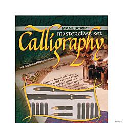 Manuscript Calligraphy Masterclass Set