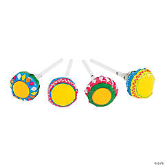 Maraca Lollipops