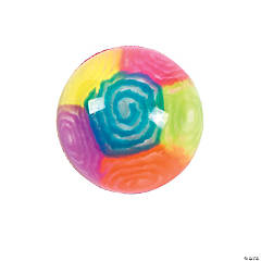 Marble Swirl Bouncing Balls