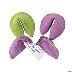 Mardi Gras Fortune Cookies