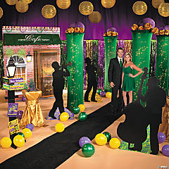 Mardi Gras Grand Décor Kit