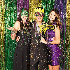 Mardi Gras Photo Booth