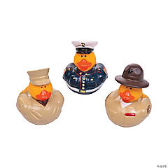 Marine Rubber Duckies
