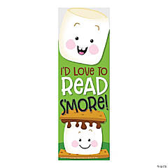 Marshmallow-Scented Bookmarks
