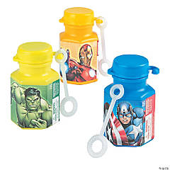 Marvel Avengers™ Mini Bubble Bottles