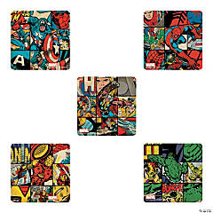 Marvel Retro Style Stickers