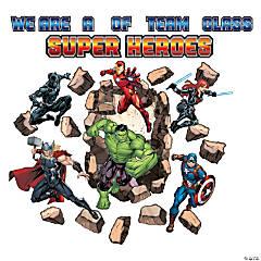 Marvel™ Superhero Bulletin Board Set
