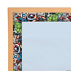 Marvel™ Superheroes Wide Bulletin Board Borders