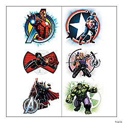 Marvel's Avengers Assemble™ Tattoos