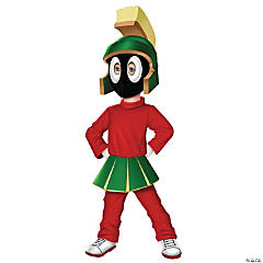 Marvin The Martian Girl's Costume