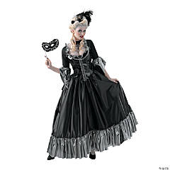 Masquerade Queen Adult Women's Costume