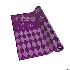 Masquerade Tablecloth Roll