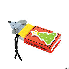 Matchbox Mouse Magnet Craft Kit