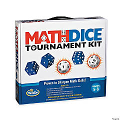 Math Dice Tournament