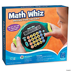 Math Whiz™ Electronic Game