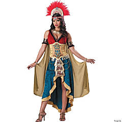 Mayan Queen Adult Women's Costume