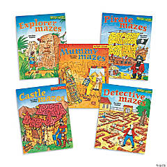 Maze Craze Sampler: Set of 5